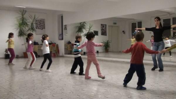 cursuri dans copii 1