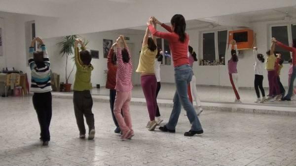 cursuri dans copii 8