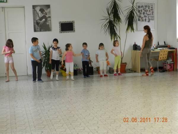 cursuri dans copii4