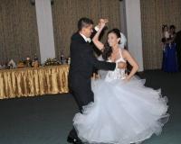 coregrafie dansul miresei