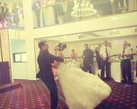 dansul de deschidere la nunta - prespana si mihai