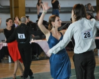 lectie de dans