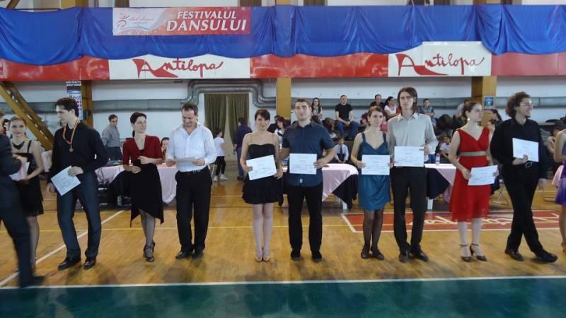 scoli de dans